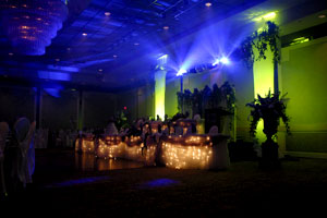 Wedding Lighting Decor Toronto 1
