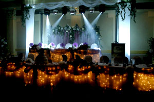 Toronto Wedding Lighting Decor 2